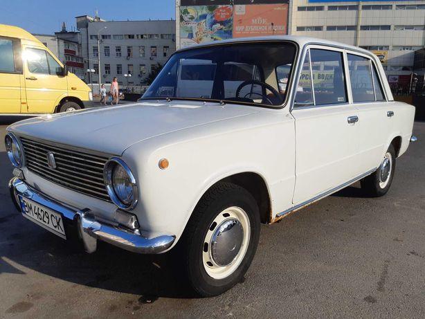 """ВАЗ 2101 """"Копейка"""" оригинал 1973 года"""