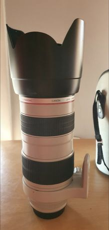 Canon objectiva 70 200