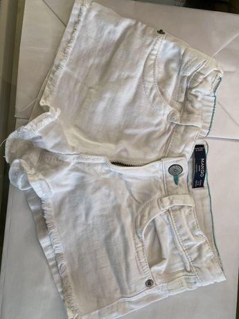 Spodenki dziewczece Mango 128 cm 7-8 lat