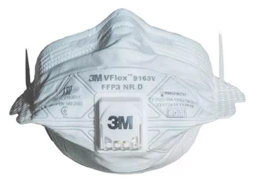 Maski 3M - 3 Sztuki - FPP1