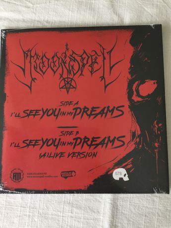 Moonspell – I'll See You In My Dreams - EP7'' - Green