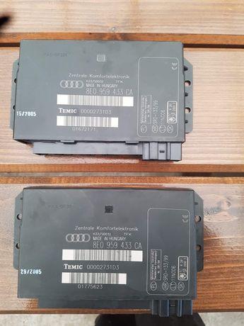 Audi a4 b6 00-04r moduł komfortu 8e0959,433 CA