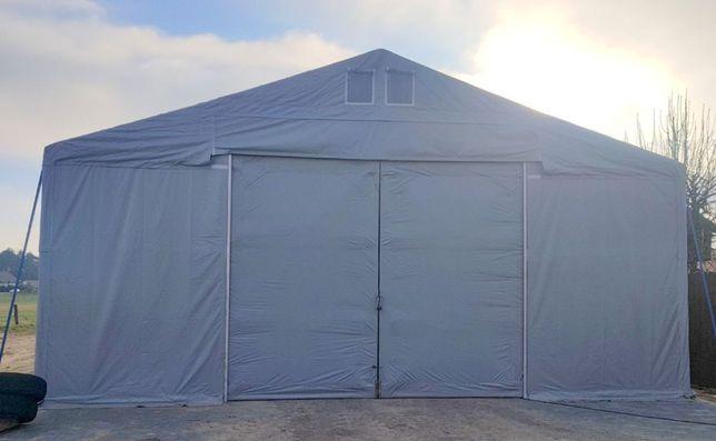 Mocna hala namiotowa tania powierzchnia magazynowa namiot całoroczny
