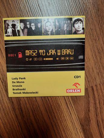 Masz to jak w baku-płyta cd do auta. Lady Pank, De Mono, Urszula, ...