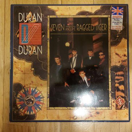 Duran Duran, Seven And The Ragged Tiger, EU, 1983, bdb+