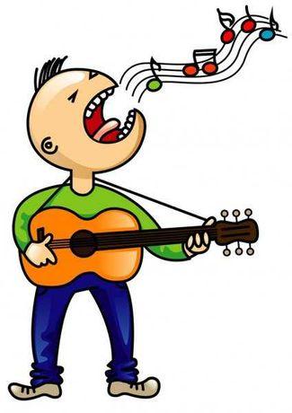В группу нужен гитарист