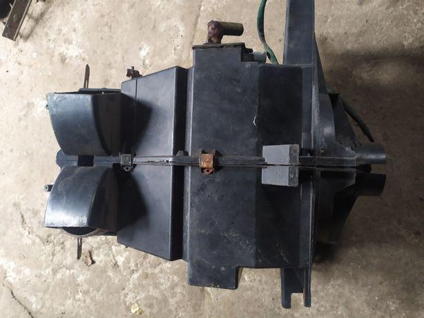 Печка отопитель корпус печки обдув привод Фиат уно