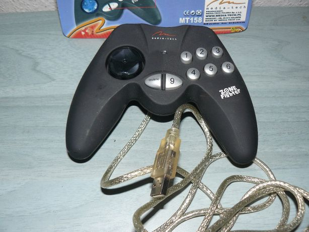 Gamepad na usb gry komputer inne