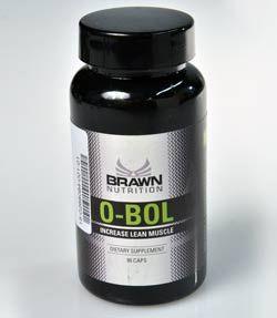 O-BOL Brawn Nutrition OSTRYNA Z USA