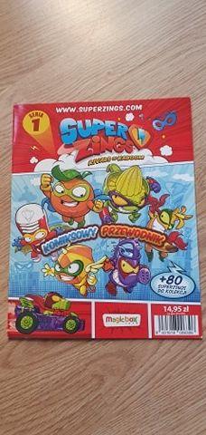 Komiks Super Zings seria 1