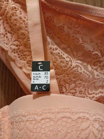 Новий жіночий комплект белья, In extension, з мереживом.