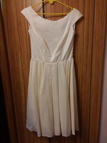 sukienka na ślub chrzest