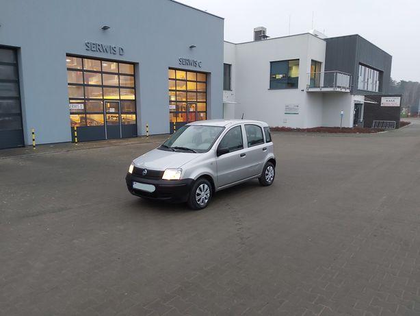 Fiat Panda 06 rok 1.1 Benz Okazja !