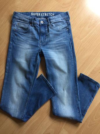 Spodnie jeansowe H&M 152