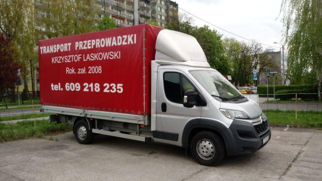 Transport Przeprowadzki,Duże Auta-Przystępne ceny!!!