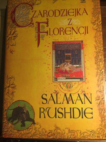 Czarodziejka z Florencji, Salman Rushdie