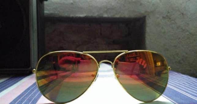 Óculos Ray Ban Espelhados