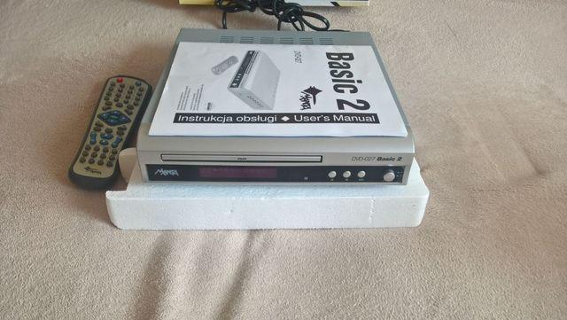 DVD odtwarzacz manta