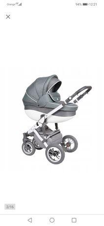 Wózek baby merc faster 3w1