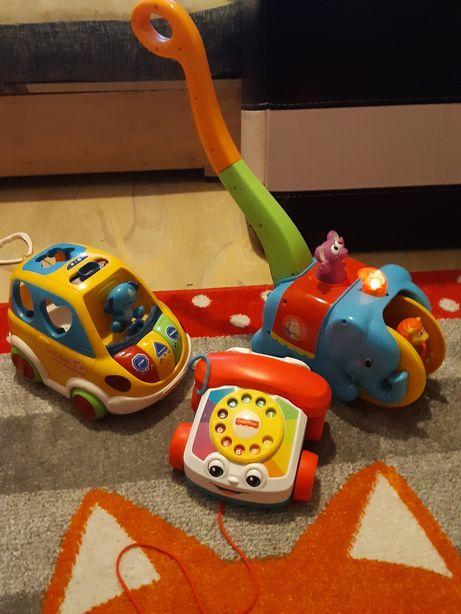 "Продам фирменные игрушки""kiddelend"", ""vtech"", ""fisher prise"""