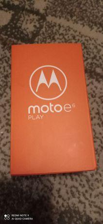 Okazja Fabrycznie Nowa Motorola Moto 6 play