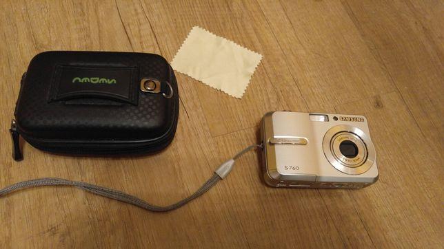 Aparat cyfrowy Samsung S760