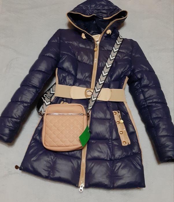 Куртка женская зимняя Дружковка - изображение 1