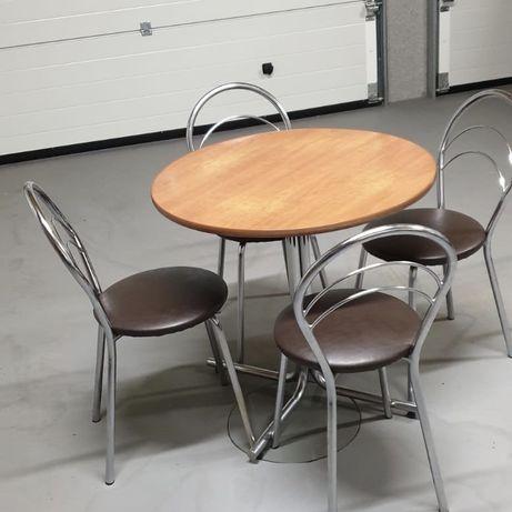 Stolik krzesło krzesła zestaw kuchnia jadalnia