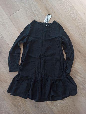 Czarna sukienka Mango, nowa z metką