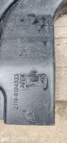 Воздуховод обогрева ног задний ВАЗ-2110, 2111, 2112