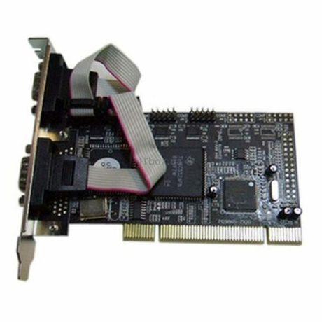 Контроллер ST-LAB I-430 PCI-RS232 x4