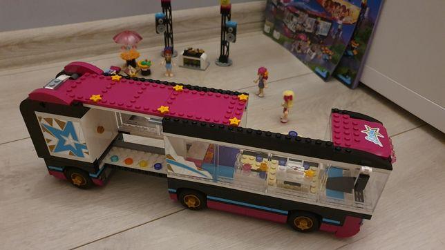 LEGO friends 41106 Wóz koncertowy gwiazdy pop