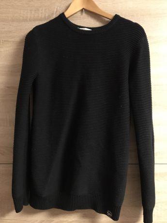 Czarny sweter h&m 170