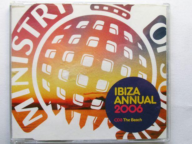 CD - IBIZA Annual 2006, como novo - 20 temas