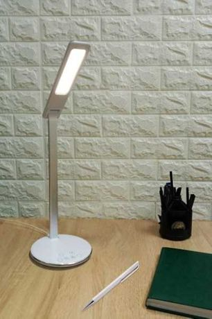 Настольная led лампа с зарядкой