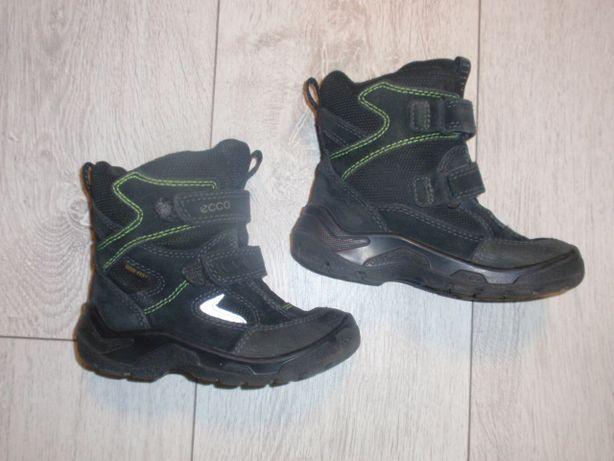 Зимние ботинки Ecco размер 26