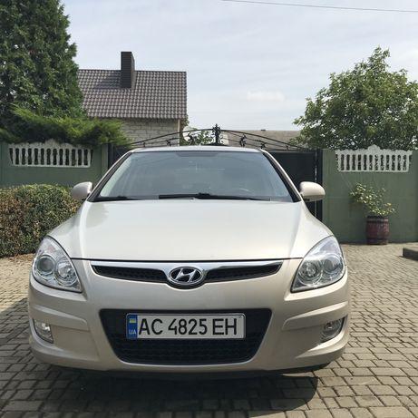 Hyundai I30 1.6CTDI 2008 рік