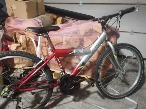 rower używany , przesmarowany do jazdy kross grand