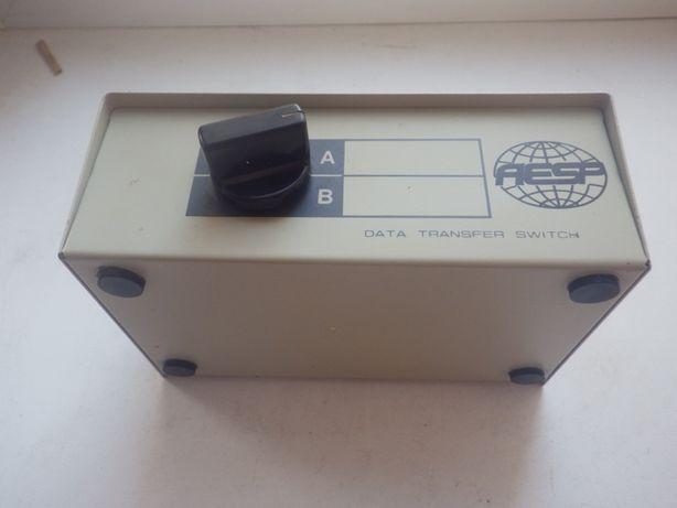 Переключатель LPT портов принтеров Data Transfer Switch
