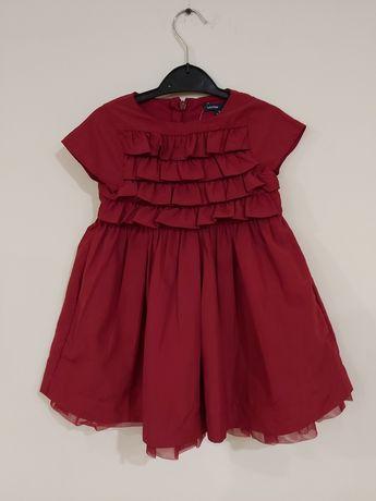 Новое платье gap/нарядное платье/18-24мес/пышное платье/baby Gap