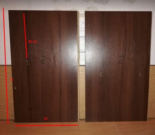 МДФ мебельный темно-коричневый