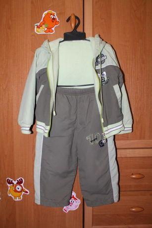 Костюм: (ветровка) курточка и штаны 500р