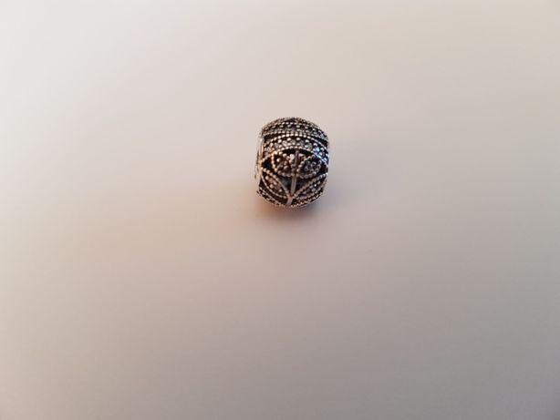 Pandora, charmsy srebrne