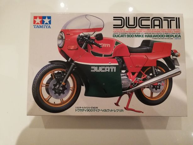 Ducati 900 Mike Hailwood Replica item 14019