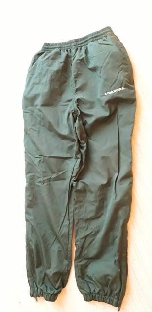 Spodnie sportowe na bawełnianej podszewce 158