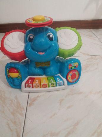 Brinquedo bebe musical