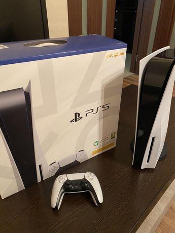 Sony Playstation 5 c дисководом