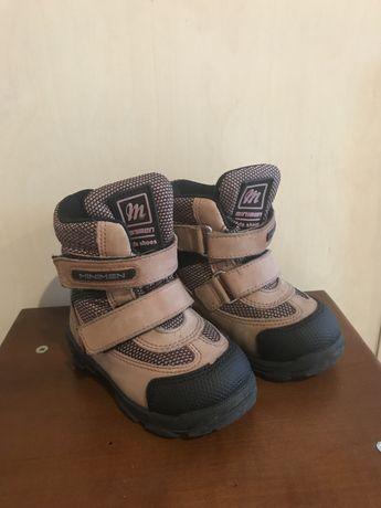 Зимние ботинки Minimen 22 р