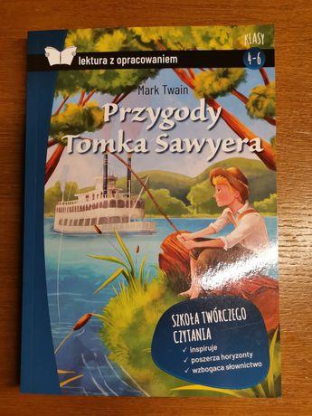 Przygody Tomka Sawyera (z opracowaniem)