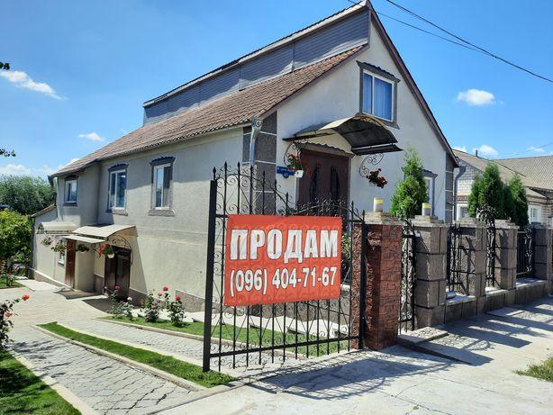 Продам будинок з виходом до ставка!!!